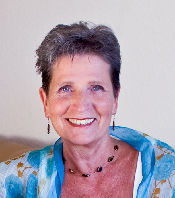 Esther Hart - author, mentor, coach