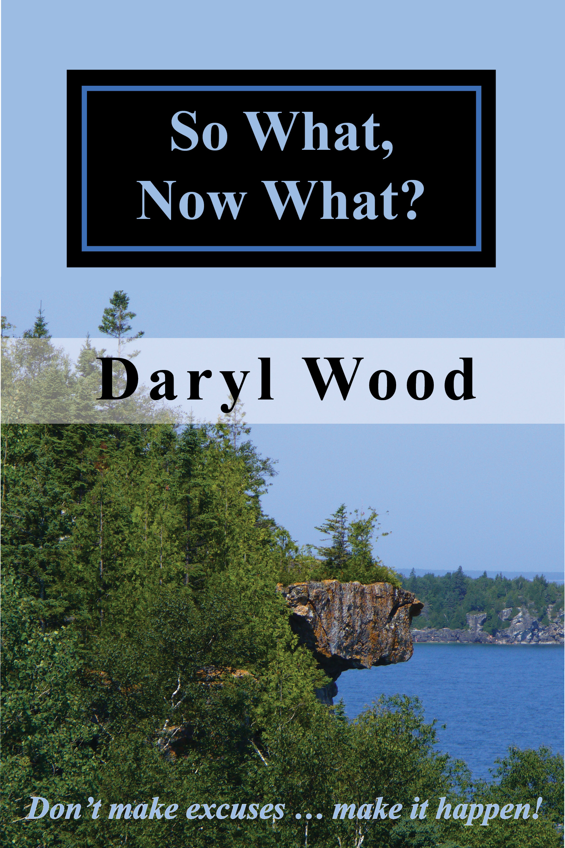 So What, Now What? by Daryl Wood